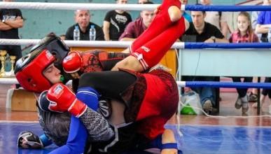 В Севастополе впервые прошло первенство по ММА среди юношей