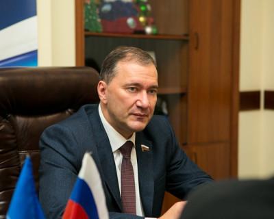 Депутат Госдумы Дмитрий Белик считает генплан Севастополя оскорбляющим исторические традиции города