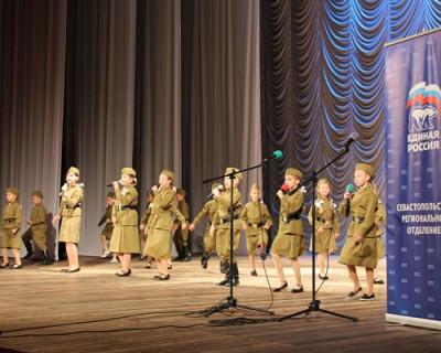 В Севастополе состоялся праздничный концерт, посвященный 72-ой годовщине Победы