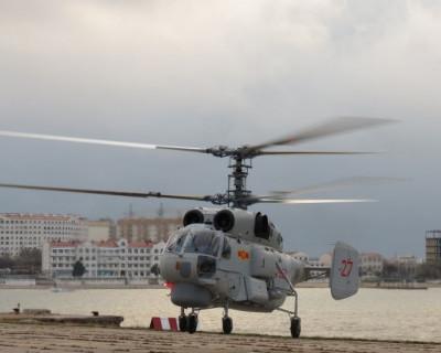 Ван Дамм отремонтировал авиатехнику на севастопольской «вертолетке» за $ 3 млн