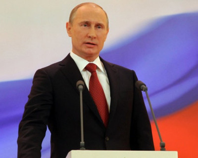 Президент России поздравил всех россиян с великим днём!