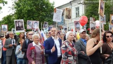 Севастопольские наследники Победы с гордостью делились фронтовыми историями героев