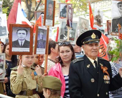 «Бессмертный полк» в Севастополе: самая трогательная народная акция