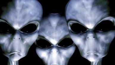 За американскими секретами прилетело НЛО (видео)