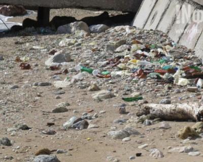 Севастопольские пляжи не начали готовить к курортному сезону