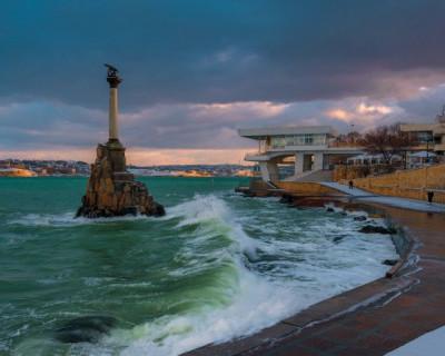 В Севастополе отмечают пропахший морем праздник