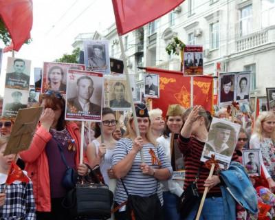 В Севастополе некая группировка «Бессмертного полка» умудрилась расколоть живых и мёртвых