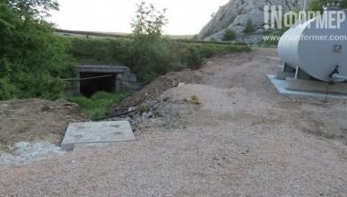 На объекте водообеспечения в селе Родное ни души. Когда ждать «десант» чиновников из Севастополя?