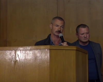 Севастопольцы прервали выступление депутата Горелова и высказали конкретные претензии