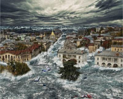 На Севастополь обрушился ливень, который бывает раз в 100 лет! Что приготовила погода на ближайшие дни? (прогноз)