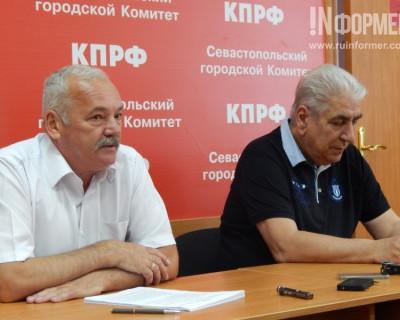 Лидеры политических партий Севастополя подвели итоги народного голосования