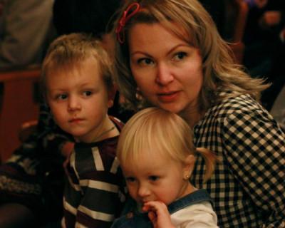 В Севастополе отметили День матери