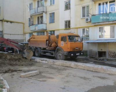 В Севастополе и после капремонта взрываются водопроводные магистрали. «Водоканал» кивает на подрядчика