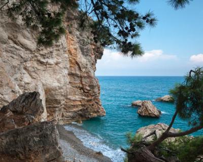Самые лучшие пляжи Крыма для дикого отдыха