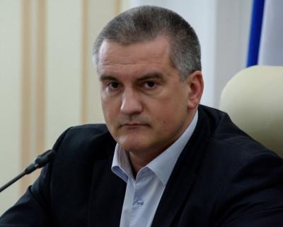 Глава Крыма Сергей Аксёнов пригрозил оставить должников без воды и света
