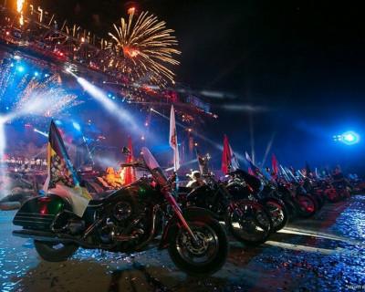 Сколько в этом году будет стоить билет на грандиозное байк-шоу