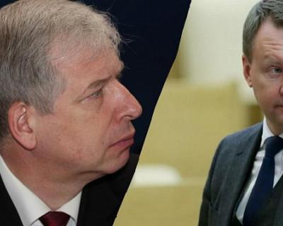 Как экс-начальник ФСКН Черкесов влиял на жизнь и мошеннические схемы покойного депутата Вороненкова