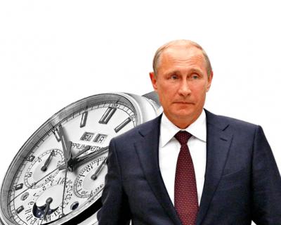 Дмитрий Песков опроверг продажу президентских часов на аукционе