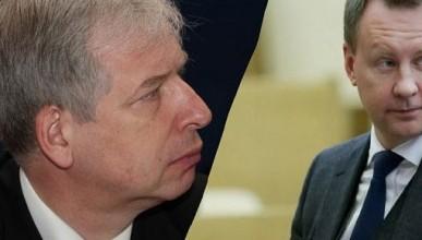 Черкесов & Вороненков: скажи мне, кто твой друг...