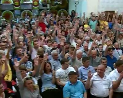 Севастопольцы продолжают обсуждать Генеральный план без депутатов Заксобрания