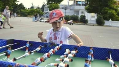 «Молодая Гвардия» Севастополя активно и творчески отметила День города