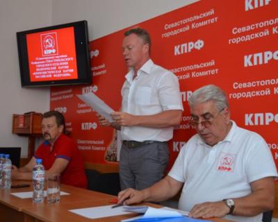 Севастопольский коммунист готовится стать губернатором