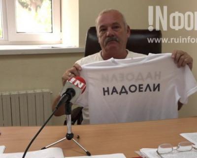 Более 25 тысяч жителей Севастополя высказались за самороспуск Законодательного Собрания города