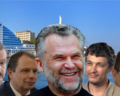 Истинные создатели антинародного Генплана Севастополя. Вглядитесь в эти лица!