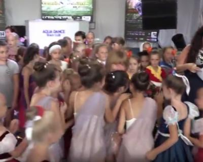 Дети Севастополя выступили на первом Всероссийском фестиваль-конкурсе «ГРАНИ ТАЛАНТА»