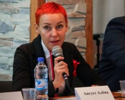 Алена Август: «Президент не будет «делиться имиджем» с врио главы Севастополя»