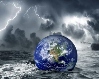 Учёные спрогнозировали потоп, который уничтожит Землю