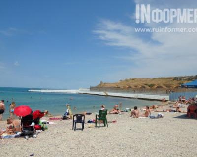 Севастопольские пляжи под прицелом фотокора «ИНФОРМЕРа»