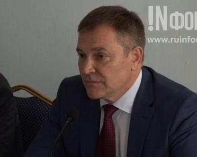 Вадим Колесниченко решил идти на выборы губернатора Севастополя