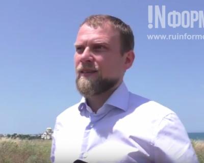 «Хозяйственник» Чибисов пообещал наказать всех ответственных за бардак на улицах Севастополя. О себе не упомянул