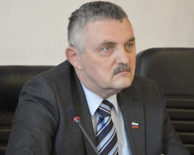 Севастопольский депутат Посметный отверг логичный законопроект о ЗакСе нелогичными аргументами