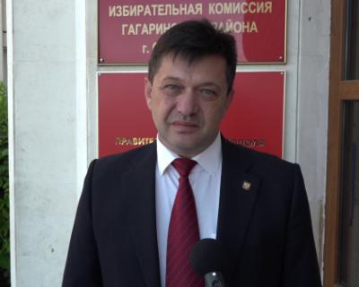 Олег Гасанов баллотируется на пост депутата Законодательного Собрания Севастополя