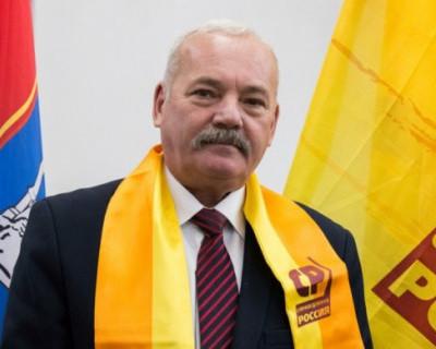 Евгений Дубовик: «Не трогайте русский Севастополь»