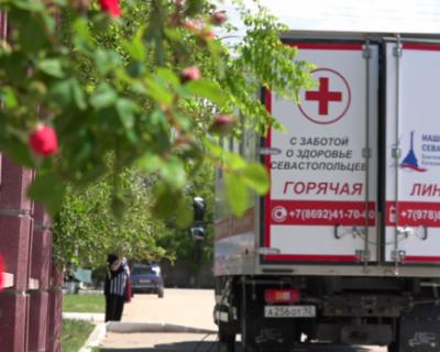 «Мобильный медицинский центр» Евгения Кабанова принял 4000 пациентов!