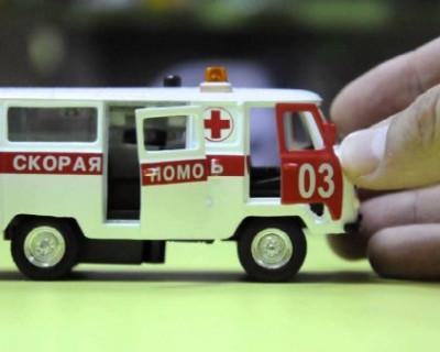 Как «сладкая парочка» Емельяненко-Гроздова решили сделать в Севастополе скорую помощь частной
