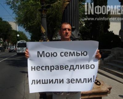 Севастопольцы снова вышли на массовые пикеты - на ЗакСобрание уже даже не рассчитывают