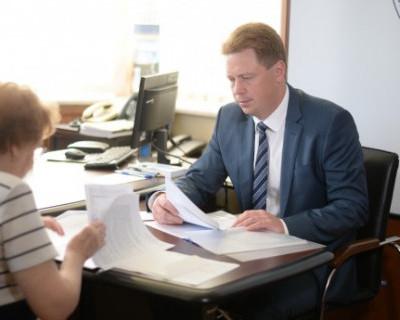 Дмитрий Овсянников подал документы на регистрацию в качестве кандидата в губернаторы Севастополя