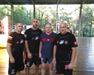 Севастопольская Федерация ММА пополнилась тренерским составом