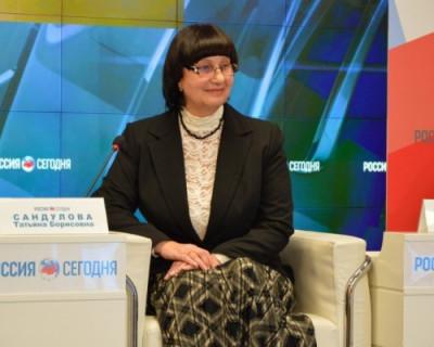 Депутат Заксобрания призвала правительство Севастополя не подвергать сомнению единство России