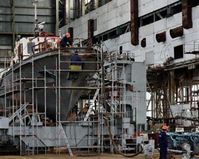 Городское правительство не выплатило компенсацию заводу «Южный Севастополь», хоть и обещало
