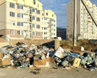 К концу июля в Севастополе должны исчезнуть свалки