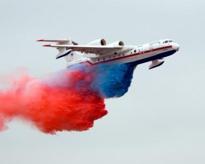 На Черноморском флоте ожидают прибытия самолёта-амфибии Бе-200