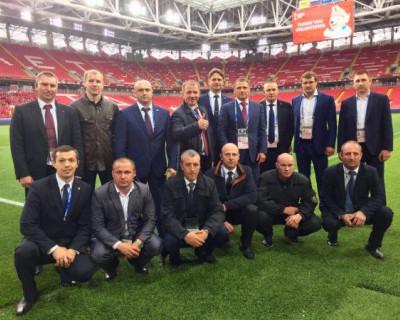 В России надеются, что 11 игроков не посрамят 150-миллионную страну