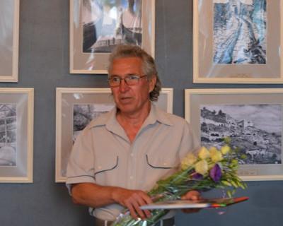 Выставка Александра Завьялова «Сердце отдаю Балаклаве и Военно-Морскому флоту»