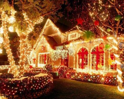 Новогоднее волшебство в Севастополе