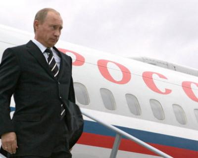 Куда улетел отдыхать Владимир Путин?